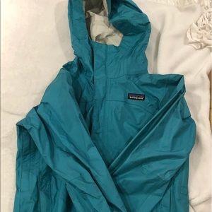 PATAGONIA women's rain coat